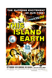 This Island Earth  Faith Domergue  Rex Reason  Jeff Morrow  1955