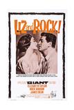 Giant  Elizabeth Taylor  Rock Hudson  1956