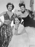 The Women  from Left: Joan Crawford  Norma Shearer  Rosalind Russell  1939