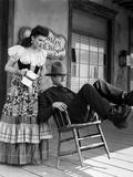 My Darling Clementine  Linda Darnell  Henry Fonda (As Wyatt Earp)  1946
