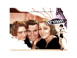 42nd Street  from Left  Ruby Keeler  George Brent  Bebe Daniels  1933