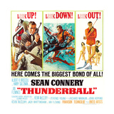 Thunderball  Sean Connery  1965