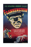 Frankenstein  Boris Karloff  Colin Clive  1931