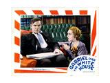 Gabriel over the White House  from Left  Walter Huston  Karen Morley  1933