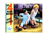 Horse Feathers  from Left: Chico Marx  Harpo Marx  1932