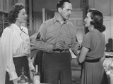 The Best Years of Our Lives  Myrna Loy  Fredric March  Teresa Wright  1946