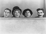 Animal Crackers  from Left: Zeppo Marx  Harpo Marx  Chico Marx  Groucho Marx  1930