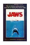 Jaws, Movie Poster, 1975 Giclée