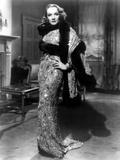 Angel  Marlene Dietrich  Jeweled Gown by Travis Banton  Costume Still  1937