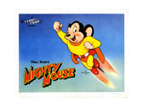 Mighty Mouse  Ca 1940s