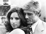 The Way We Were  from Left  Barbra Streisand  Robert Redford  1973