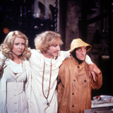 Young Frankenstein  from Left: Teri Garr  Gene Wilder  Marty Feldman  1974