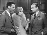 What Price Hollywood  from Left: Neil Hamilton  Constance Bennett  Lowell Sherman  1932