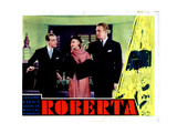Roberta  from Left  Fred Astaire  Ginger Rogers  Randolph Scott  1935