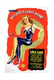 Why Girls Leave Home  Lola Lane  1945