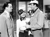 Sun Valley Serenade  from Left  Glenn Miller  Sonja Henie  John Payne  1941