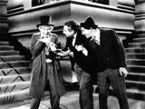 Animal Crackers  from Left: Harpo Marx  Louis Sorin  Chico Marx  1930