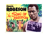 Song of Freedom  Paul Robeson  1936