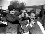 Big Business  Oliver Hardy  Stan Laurel [Laurel and Hardy]  James Finlayson  1929