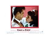 East of Eden  from Left  James Dean  Julie Harris  1955