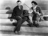 A Matter of Life and Death  (AKA Stairway to Heaven)  from Left  David Niven  Marius Goring  1946