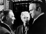 Citizen Kane  from Left  Ray Collins  Dorothy Comingore  Orson Welles  1941