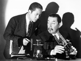 Charlie Chan on Broadway  from Left: Keye Luke  Warner Oland  1937