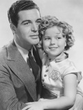 Poor Little Rich Girl  from Left: Michael Whalen  Shirley Temple  1936