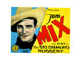 The Big Diamond Robbery  Tom Mix  1929