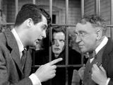Bringing Up Baby  Cary Grant  Katharine Hepburn  Walter Catlett  1938