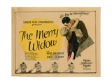 The Merry Widow  from Left: Mae Murray  John Gilbert  1925