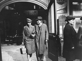 Brief Encounter  from Left: Celia Johnson  Trevor Howard  1945
