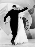 Flying Down to Rio  from Left  Fred Astaire  Ginger Rogers  1933