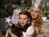 The Wizard of Oz  from Left: Judy Garland  Billie Burke  1939