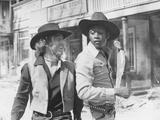 Blazing Saddles  from Left: Gene Wilder  Cleavon Little  1974