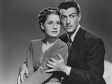 Escape  from Left: Norma Shearer  Robert Taylor  1940