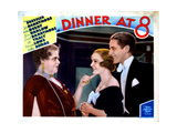 Dinner at Eight  (AKA Dinner at 8)  from Left  Marie Dressler  Madge Evans  Phillips Holmes  1933