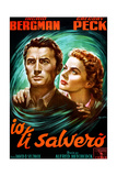 Spellbound  (aka Io Ti Salvero)  Gregory Peck  Ingrid Bergman  1945