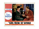 The Girl from 10th Avenue  from Left  Bette Davis  Ian Hunter  1935