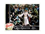 Queen Christina  Greta Garbo  1933