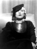 Desire  Marlene Dietrich  Costume Still  1936