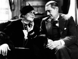 Dinner at Eight  Marie Dressler  Lionel Barrymore  1933