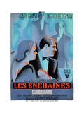 Notorious  (AKA Les Enchaines)  1946