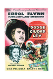 Dodge City  Errol Flynn  Olivia De Havilland  1939