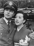 Sayonara  from Left: Marlon Brando  Miiko Taka  1957