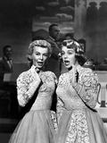 White Christmas  Vera-Ellen  Rosemary Clooney  1954