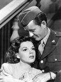 The Clock  from Left: Judy Garland  Robert Walker  1945