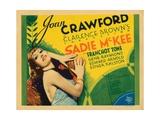 Sadie Mckee  Titlecard  Joan Crawford  1934