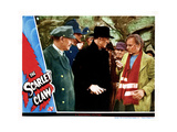 The Scarlet Claw  from Left  David Clyde  Basil Rathbone  Arthur Hohl  1944