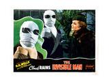 The Invisible Man  from Left: Claude Rains  Gloria Stuart  1933